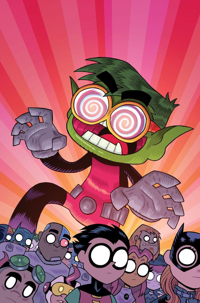 Teen Titans Go 10