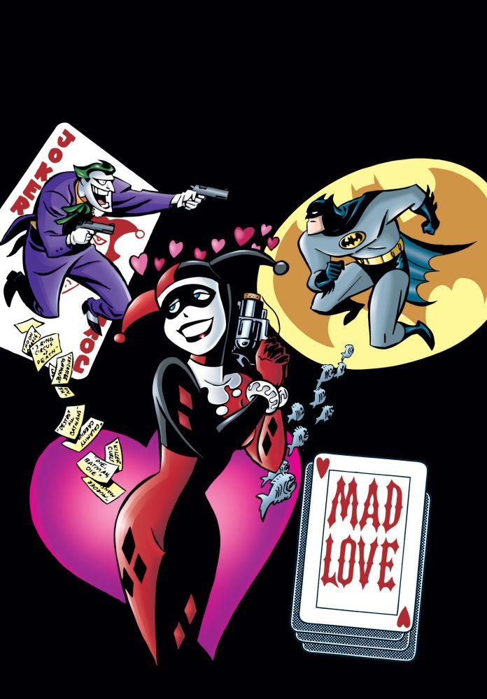 Batman Mad Love