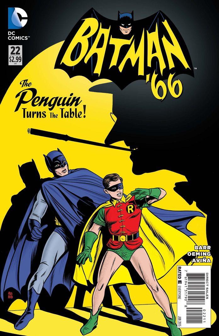 22 New Years Nail Nail Art Designs Ideas: Batman '66 #22 Review