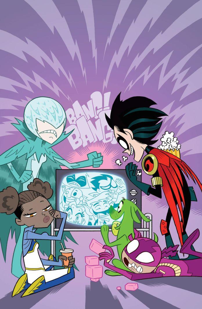 Teen Titans TTG