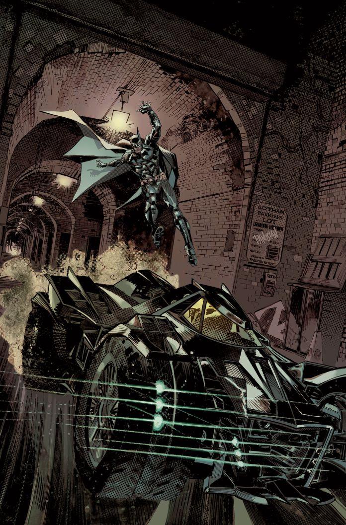 Arkham Knight 4