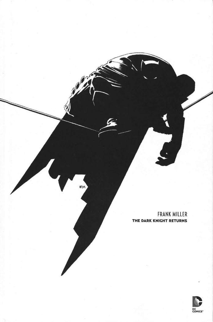 Batman Noir Dark Knight Returns