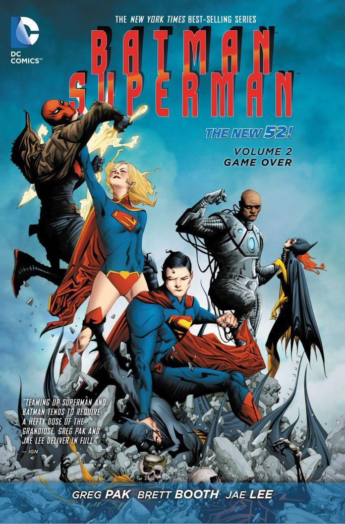 Batman Superman Vol 2