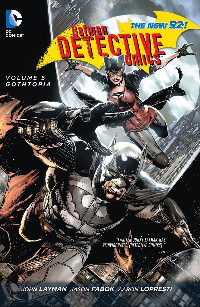 Detective Comics Vol 5