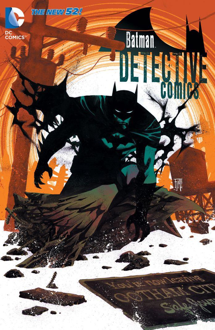 Detective Comics Vol 6