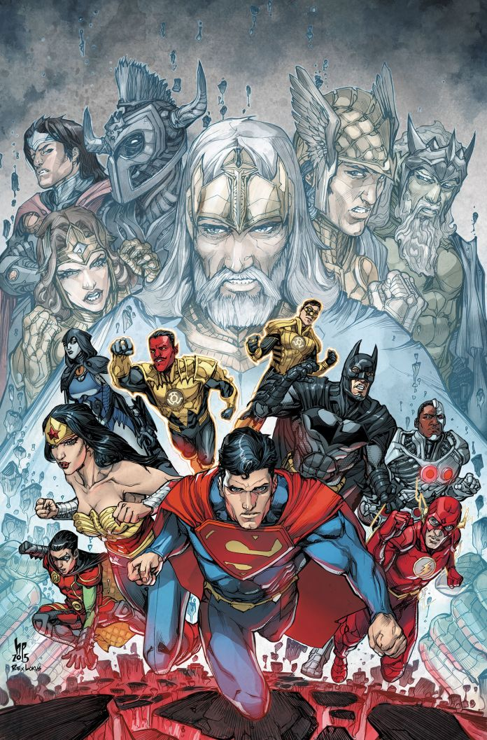 Injustice Year Four 1