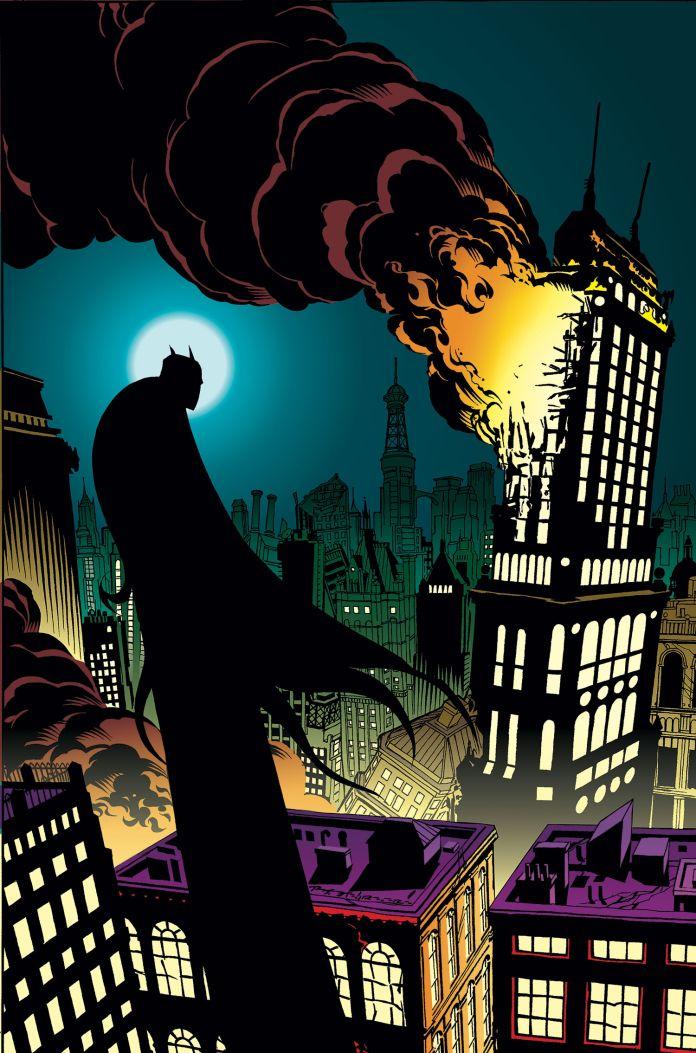 Batman Cataclysm