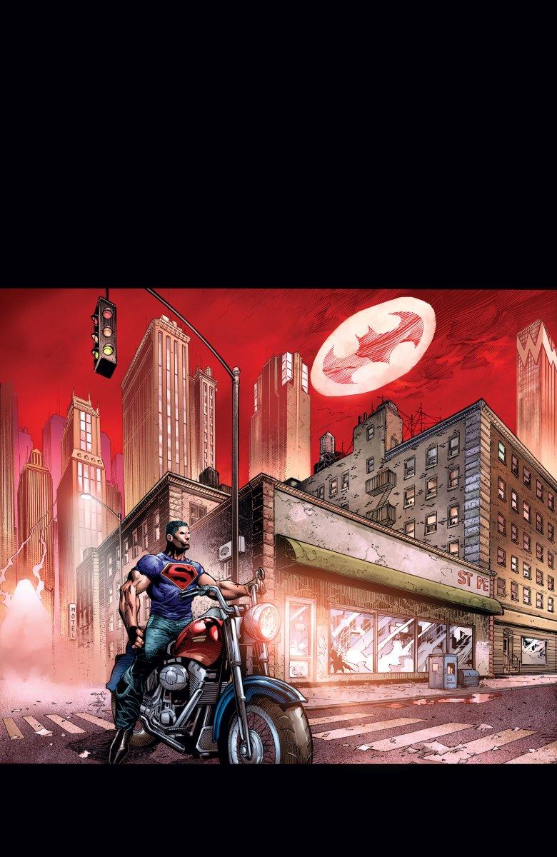 22 New Years Nail Nail Art Designs Ideas: Batman/Superman #22 Review