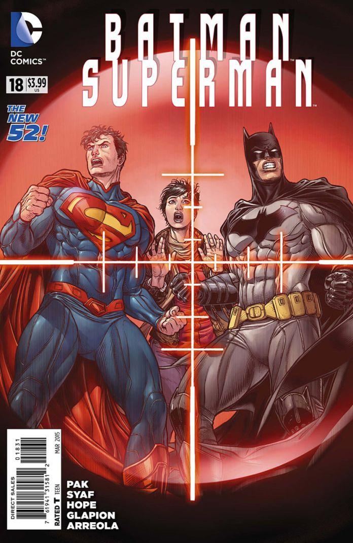 Batman Superman 18 by Juanjo Guarnido