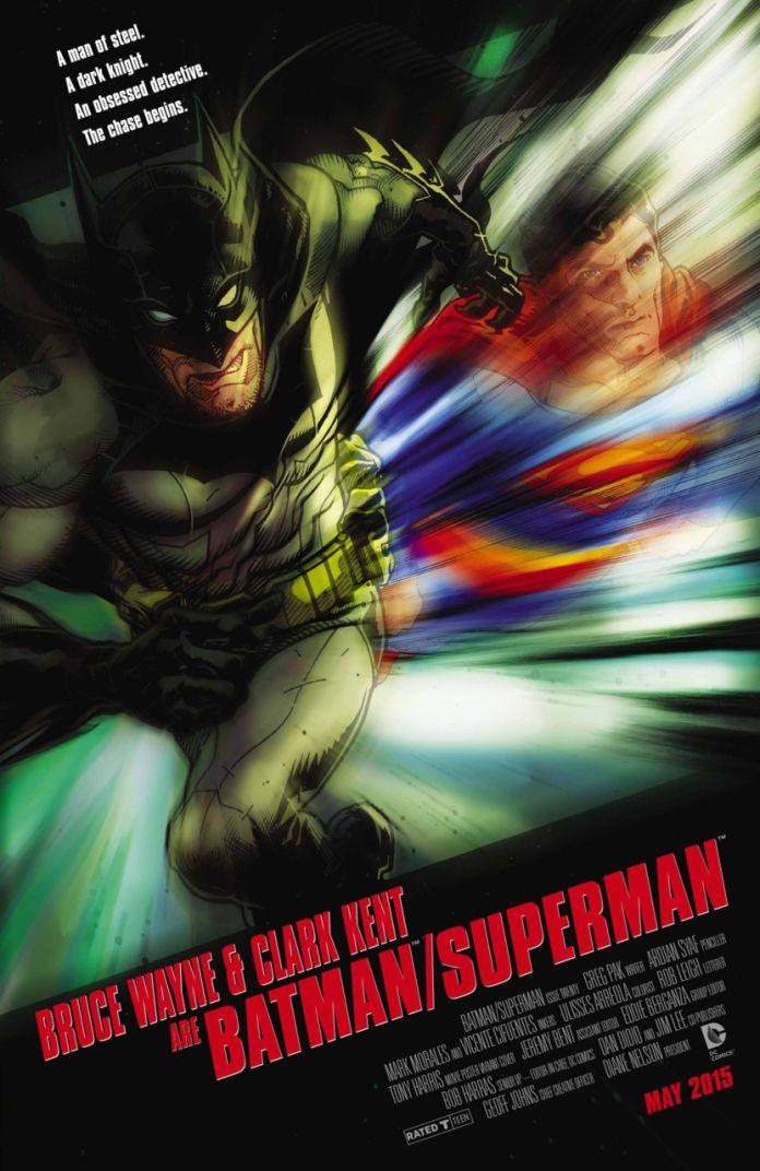 Batman Superman Movie Variant