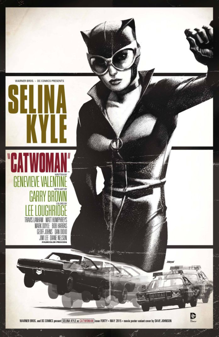 Catwoman Movie Variant