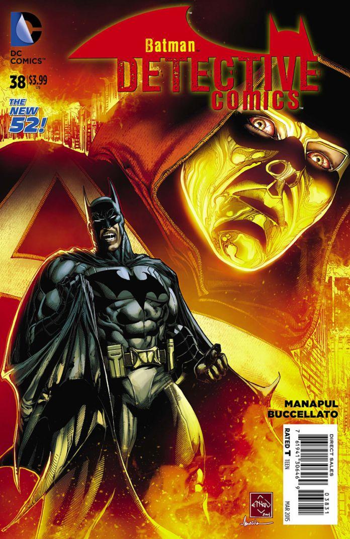 Detective Comics 38 by Ethan Van Sciver