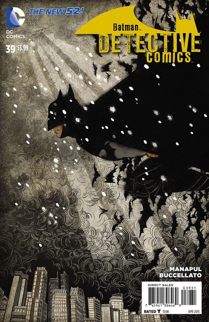 Detective Comics 38 by Yuko Shimizu