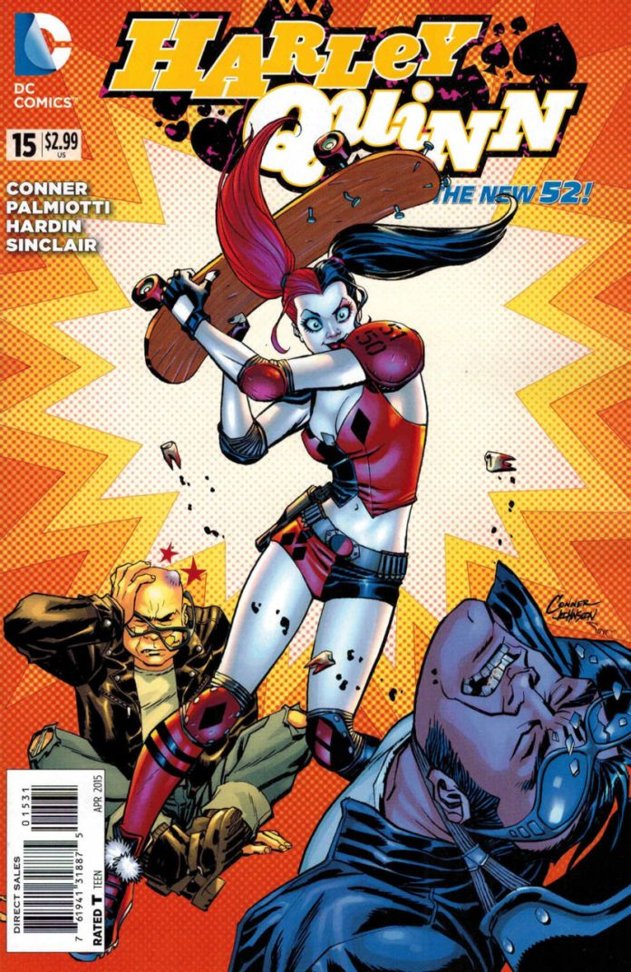 Harley Quinn 15 by Dave Johnson