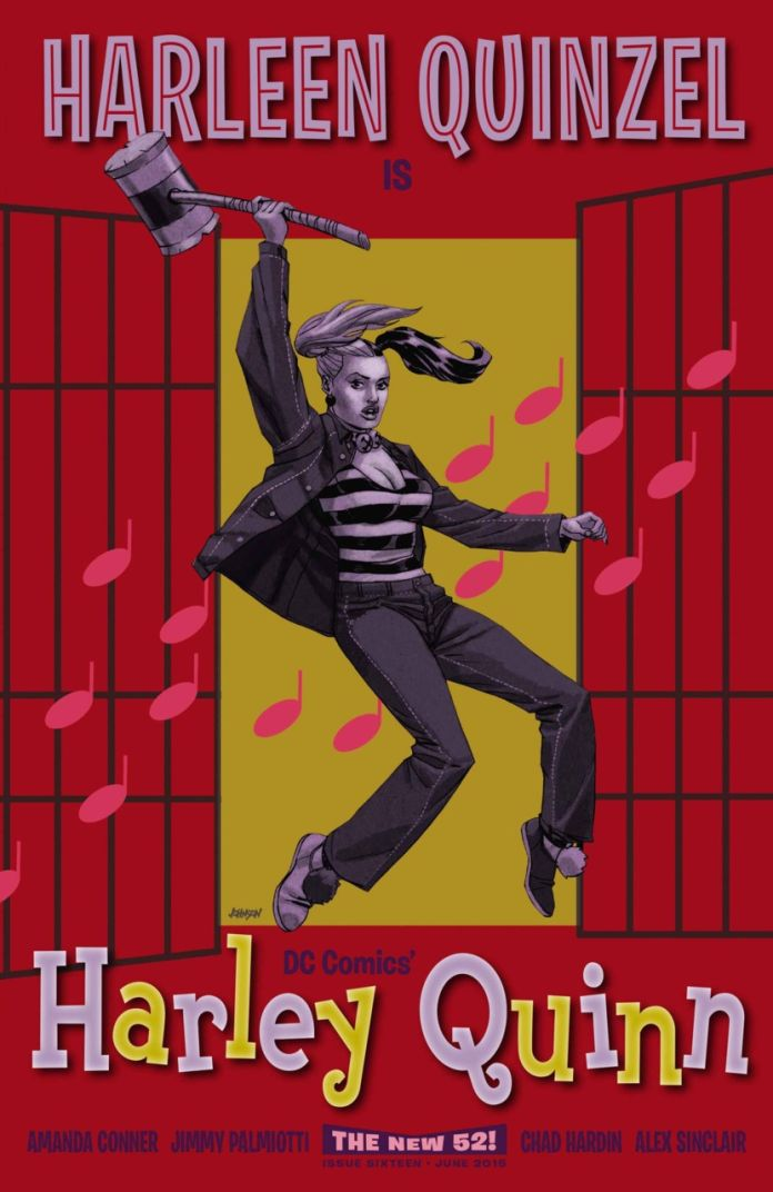 Harley Quinn Movie Variant