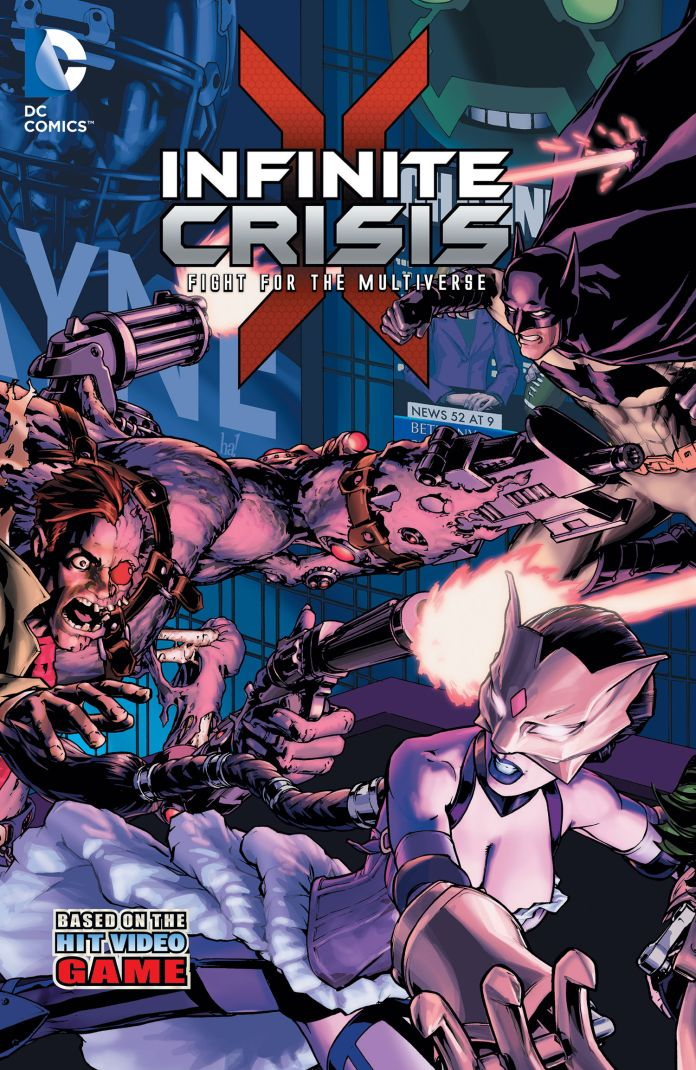 Infinite Crisis Fight for the Multiverse