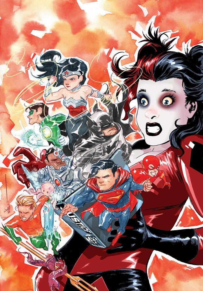 Justice League HV