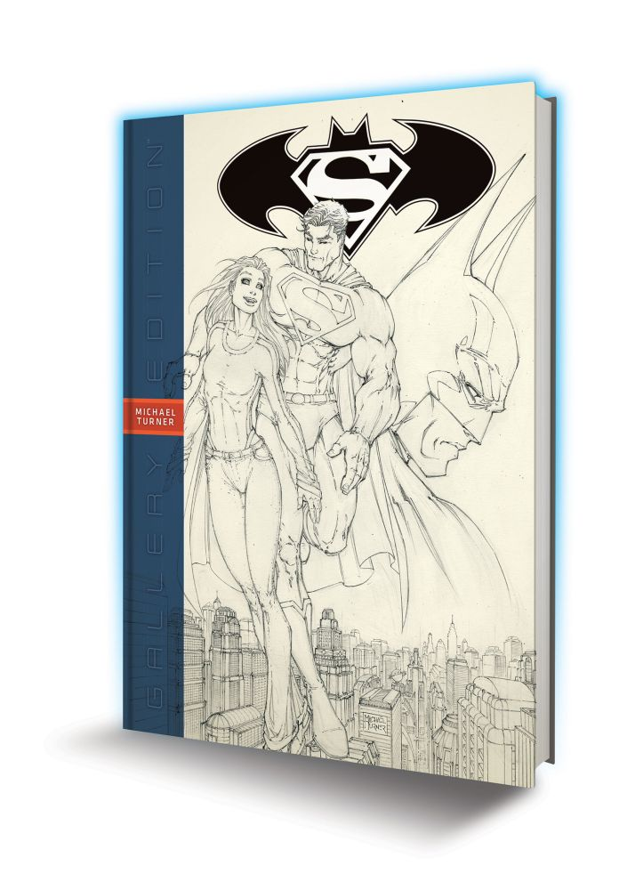 Superman Batman Michael Turner