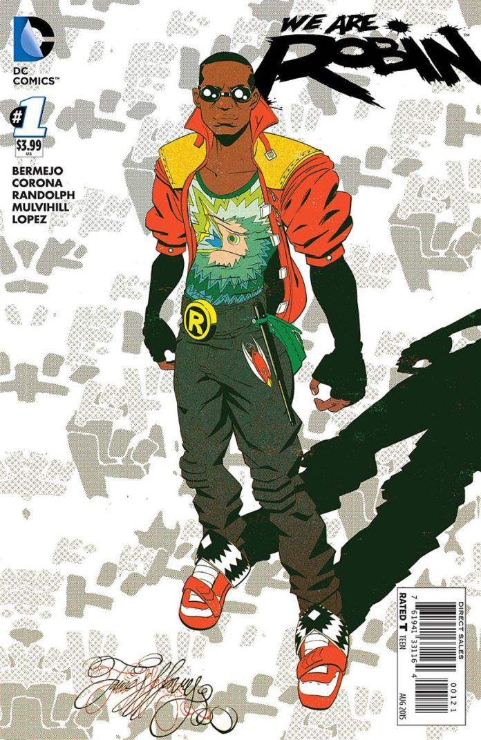 We Are Robin 1 by James Harvey