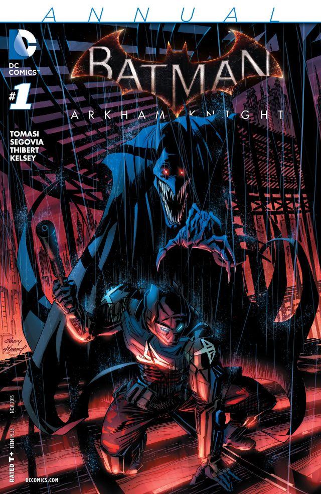 Arkham Knight Annual 1