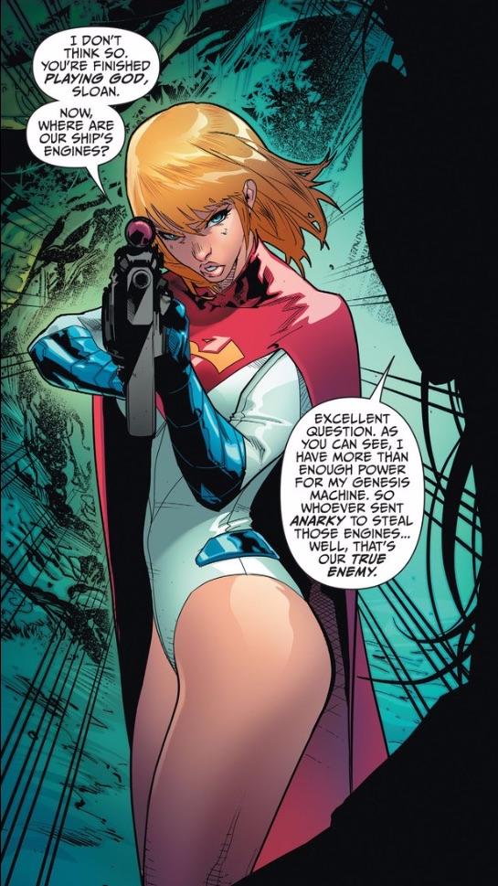 Powergirl 1