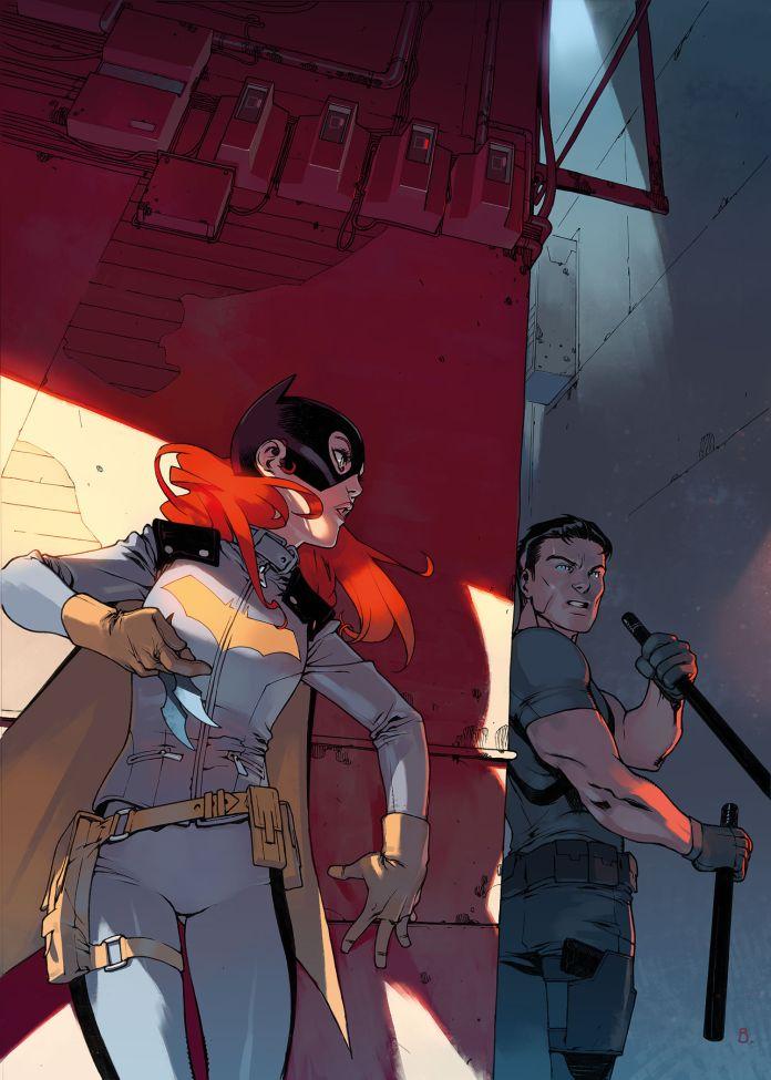 Batgirl Annual 3