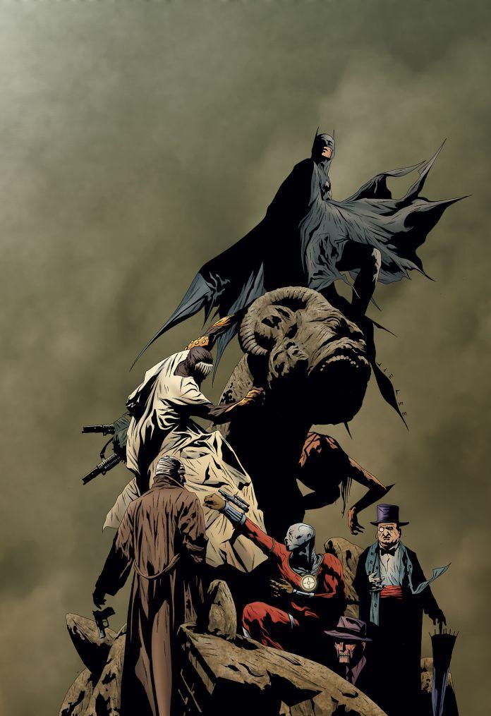 Batman War Games Vol 1
