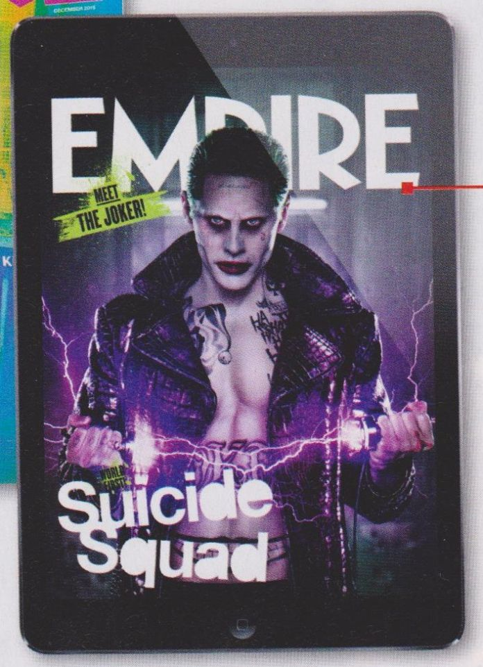 Get A Shocking Look At Jared Leto As The Joker In 2nd Empire