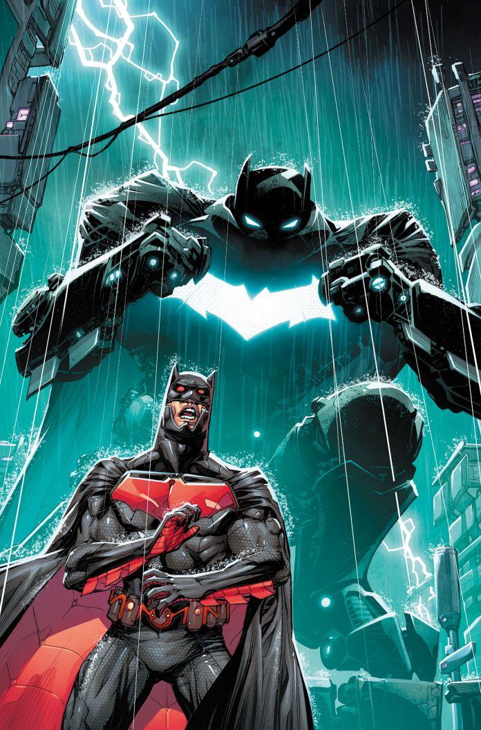 Justice League 3001 5