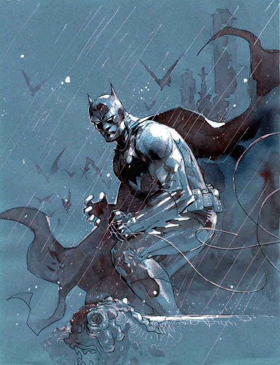 Batman Europa Jim Lee Variant