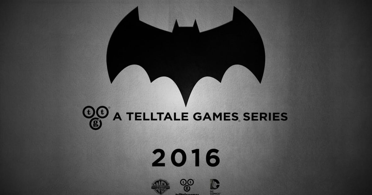 A Batman Game From Telltale Is Coming In 2016 Heres The Teaser