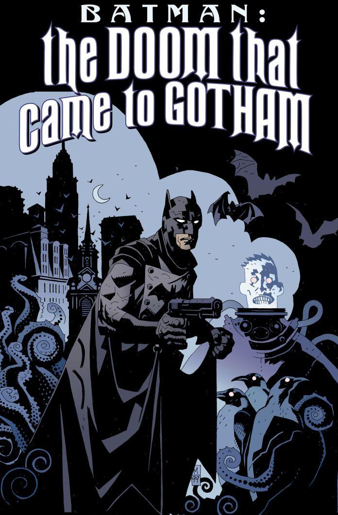 Batman Doom to Gotham