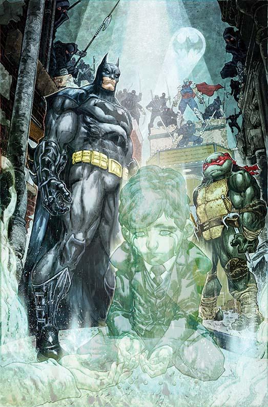 Batman TMNT 4