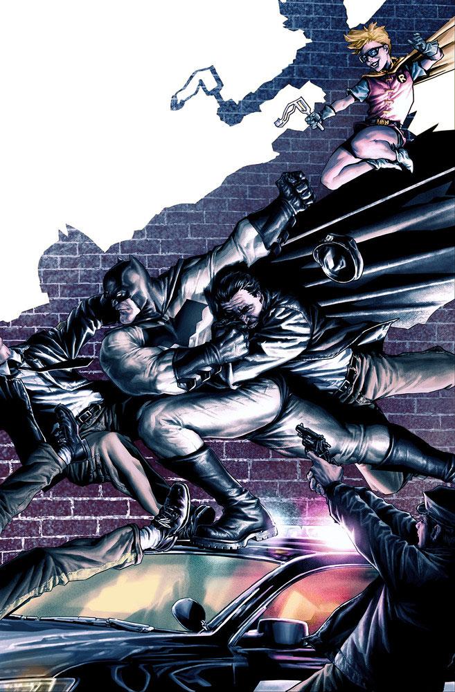 J. Jill Sale Dark Knight III...