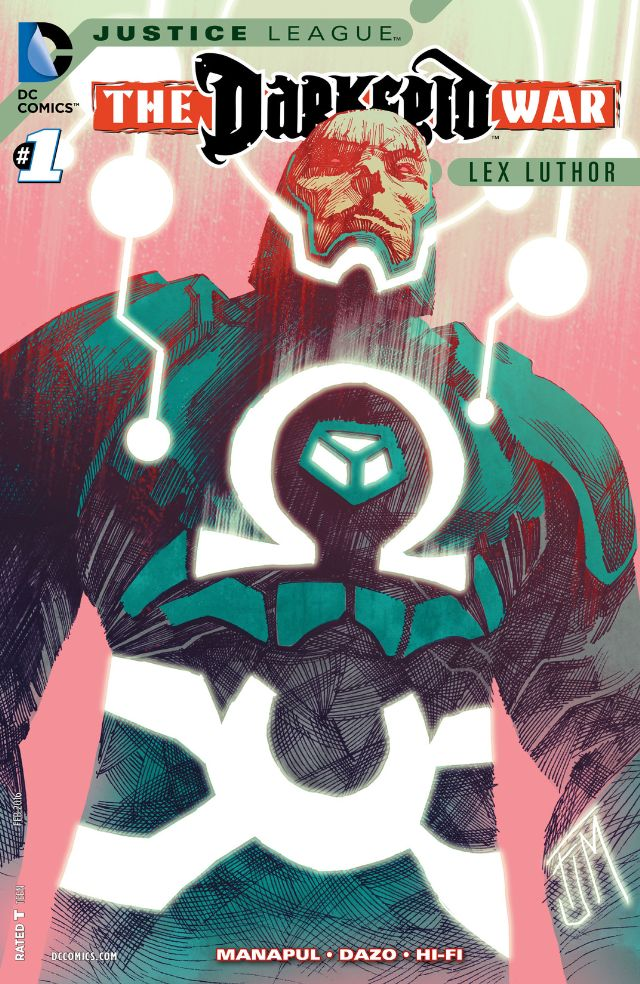 JL DW Lex Luthor