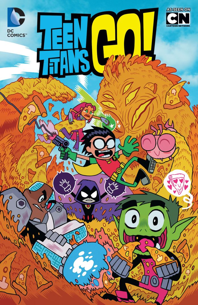 Teen Titans Go Truth, Justice, and Pizza