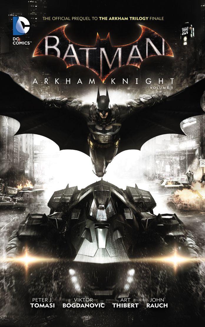 Arkham Knight Vol 1