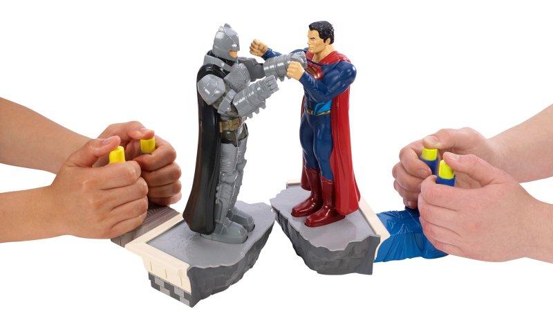 Unique Batman Vs Superman Bedroom Ideas That Rock: Mattel Made 'Batman V Superman' Rock 'Em, Sock 'Em Robots