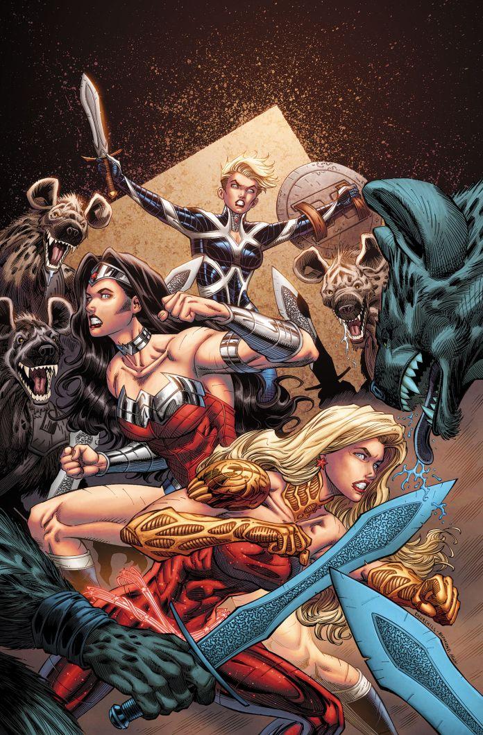 Teen Titans 19