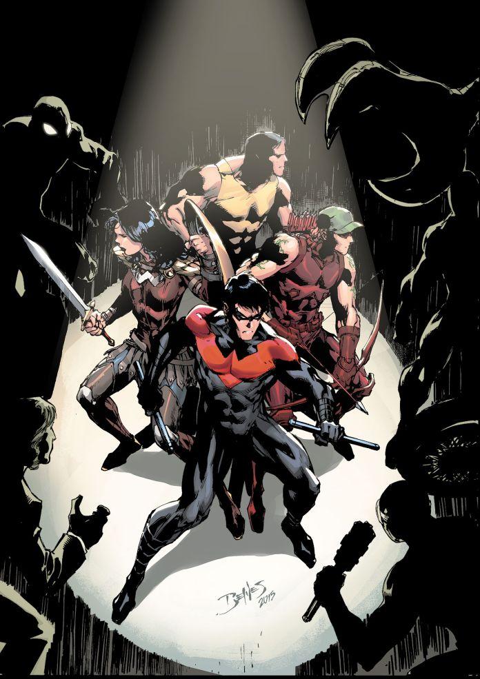 Titans Hunt 7