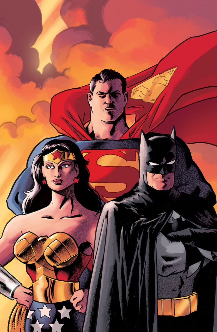 Batmansupermanwonder Woman Trinity Review Batman News