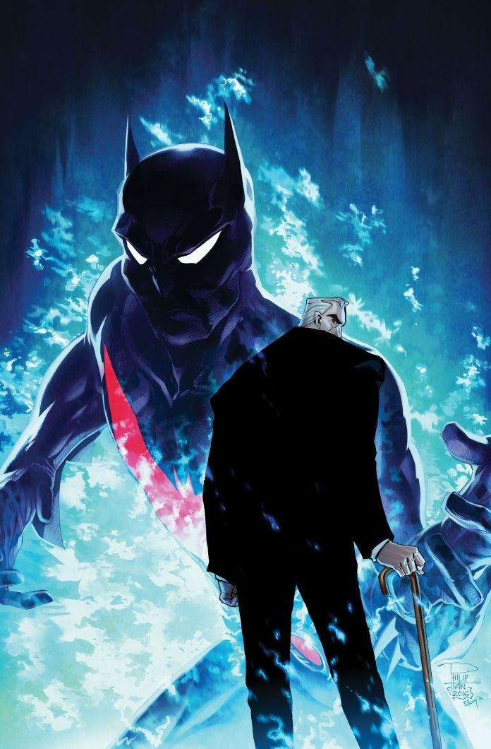 Batman Beyond 12