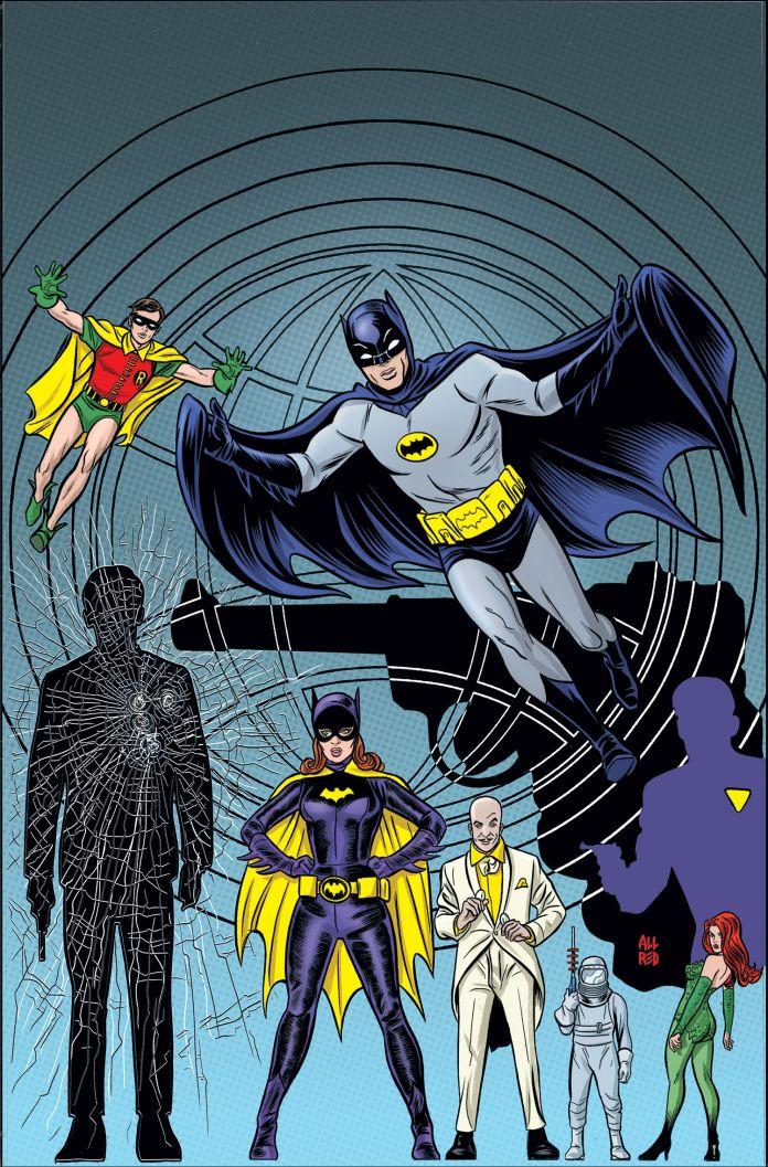Batman Uncle 66