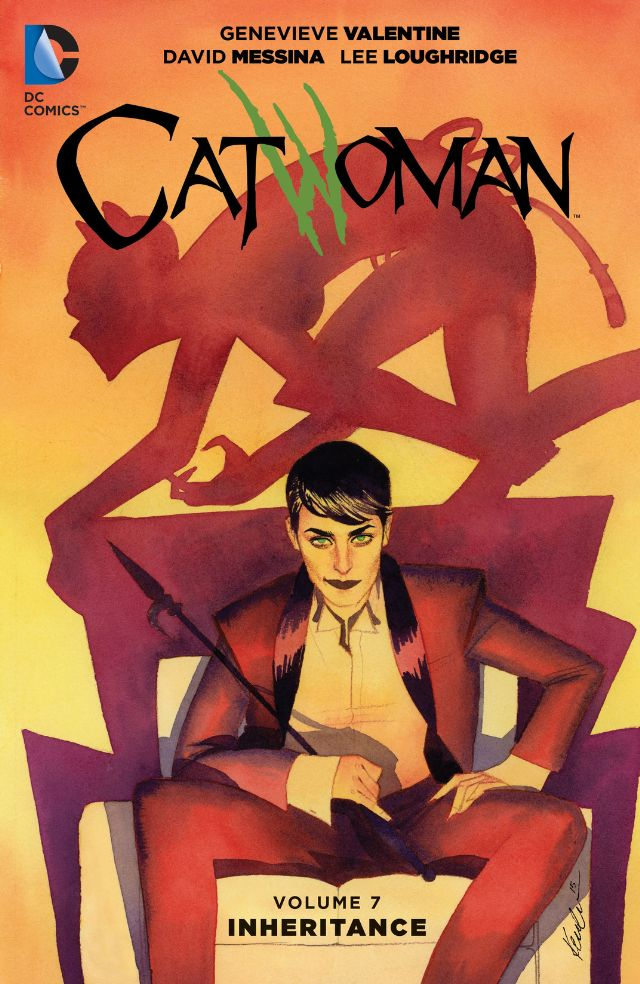 Catwoman Vol 7