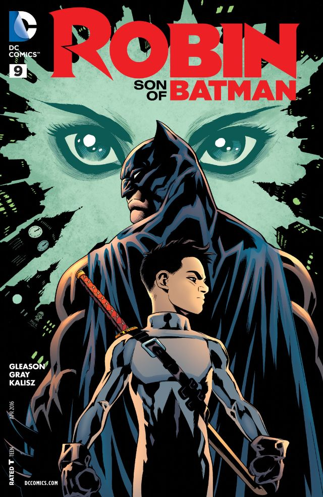 Robin: Son of Batman #9 review - Batman News