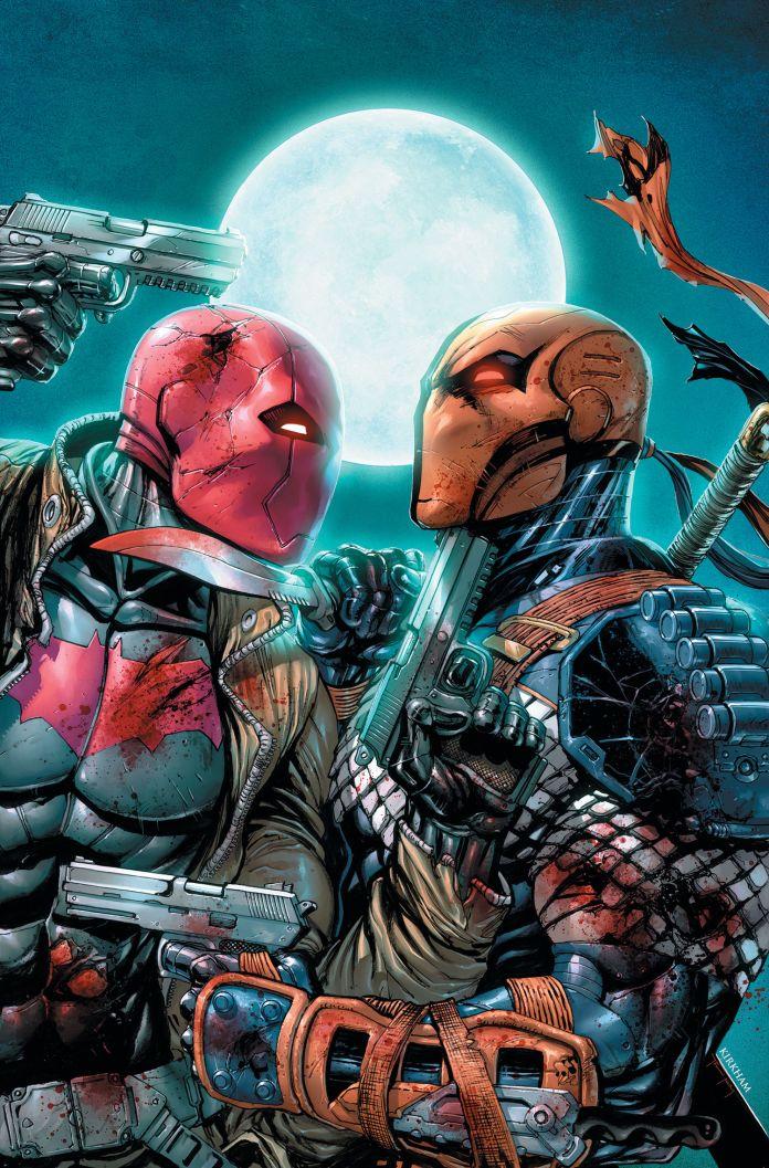 Deathstroke #16 review | Batman News