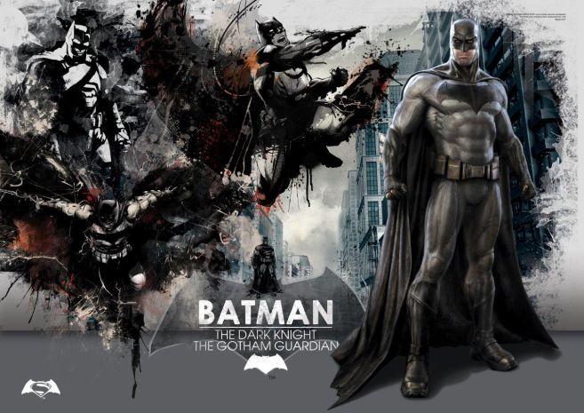 MP24170162 Batman vs Superman (The Dark Knight) MightyPrint