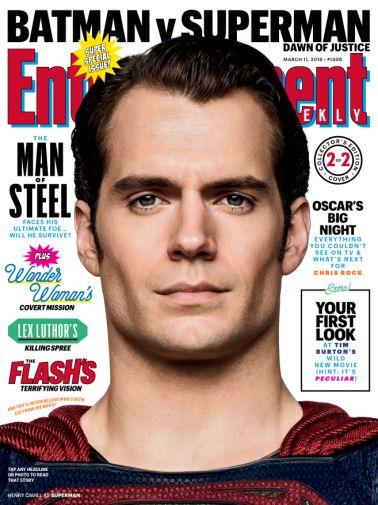 Superman EW HQ