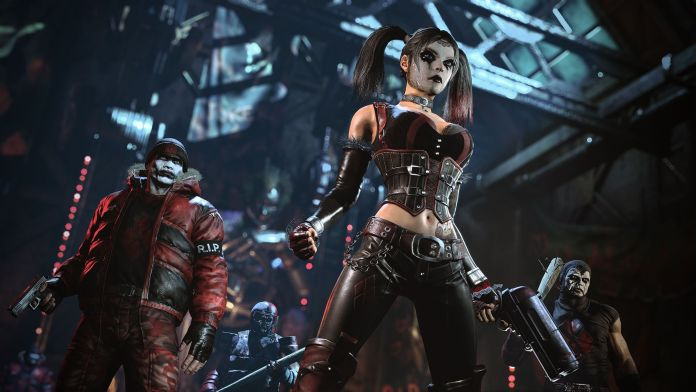 Batman Arkham City - Harley Quinn