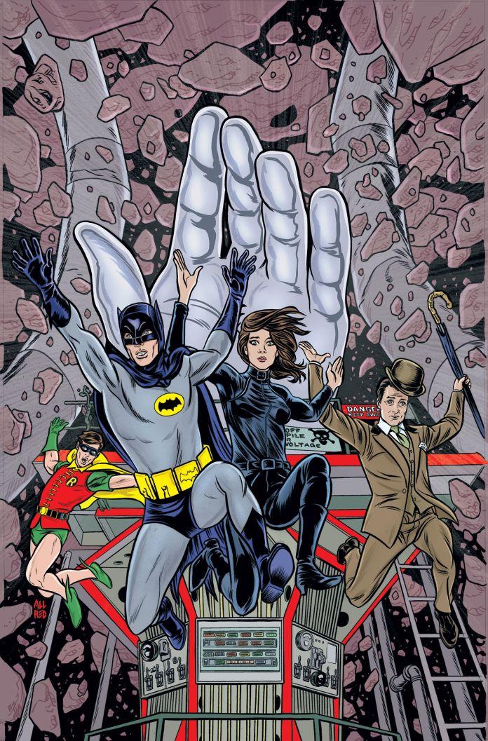 Batman 66 Steed and Peel 3